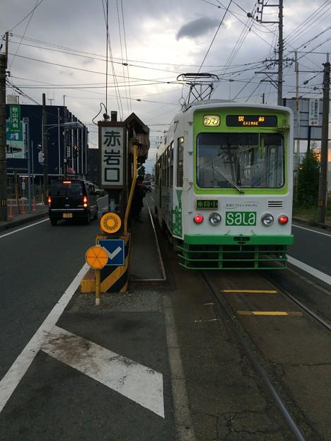 Photos: 豊橋の路面電車4 ~赤岩口電停~