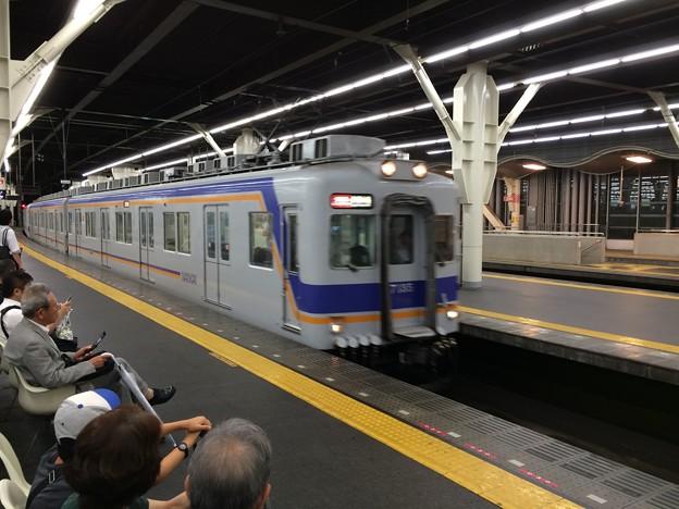 難波駅ホーム1