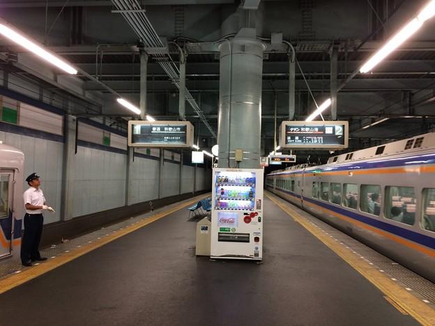 岸和田駅1