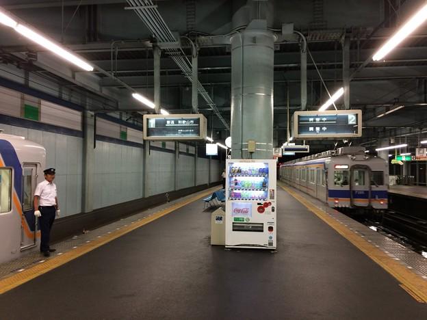岸和田駅2