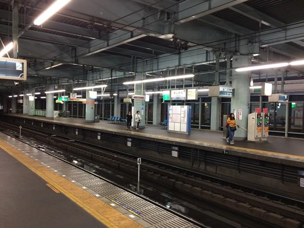 岸和田駅3