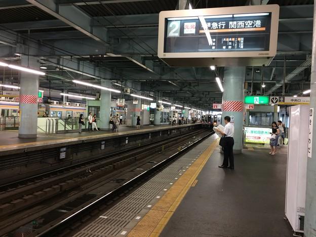 岸和田駅7