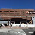 Photos: 和歌山市駅に到着