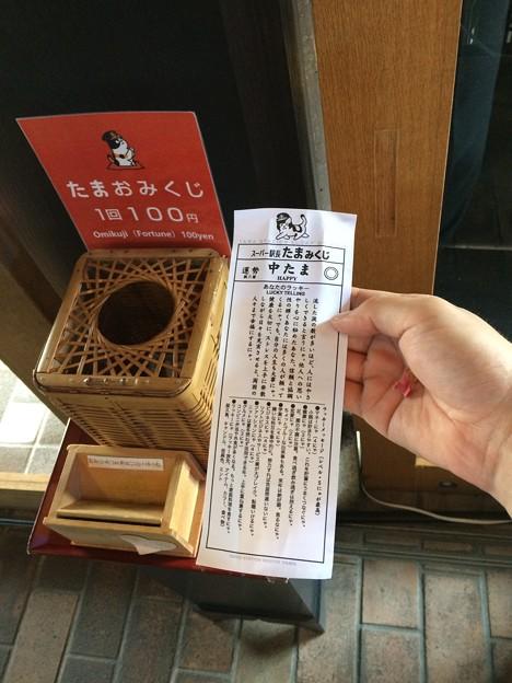 貴志駅14 ~たまおみくじ~