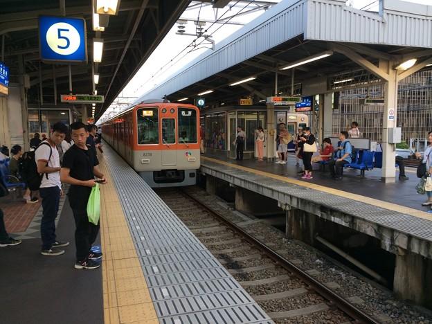 急行 西宮駅