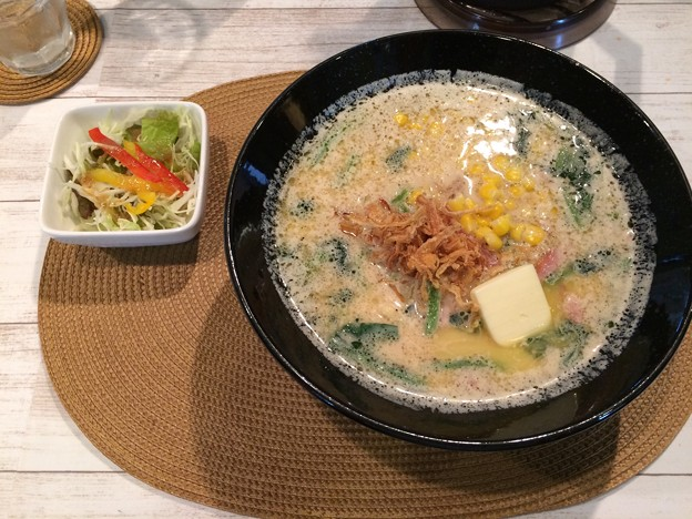 2017昼食 カル麺