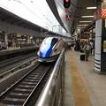 8:24 東京駅入線