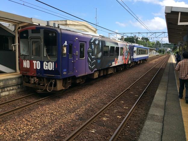 のと鉄道の普通列車