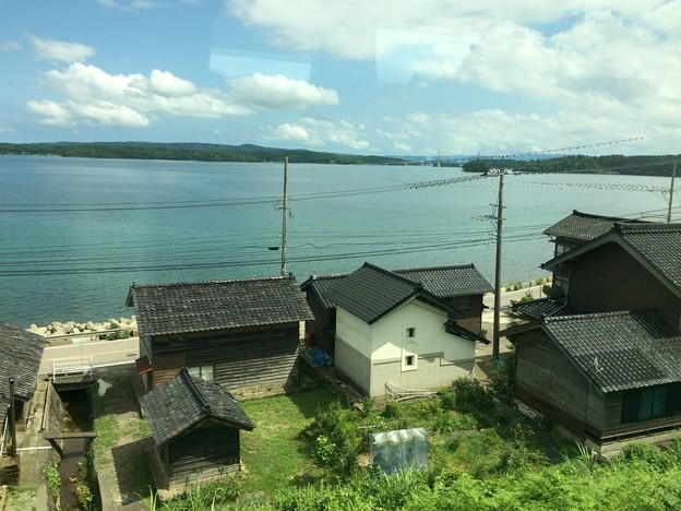 Photos: のと里山里海3号からの眺め6