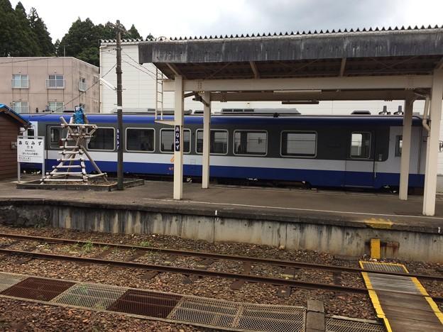 Photos: 穴水駅1
