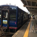 Photos: 穴水駅2 ~のと里山里海3号到着~