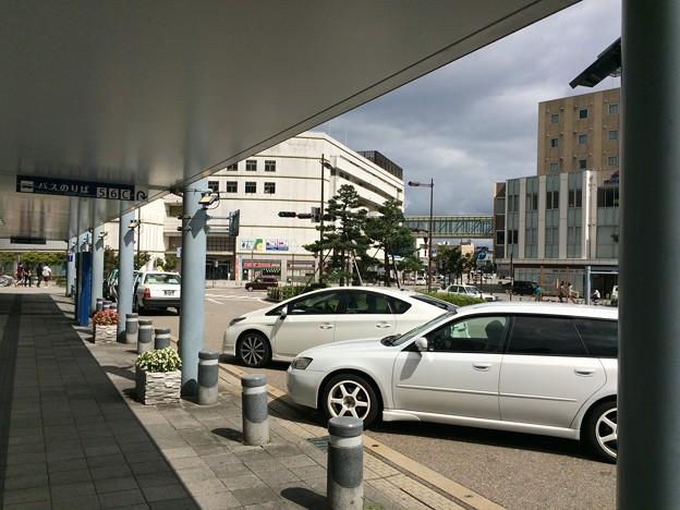 七尾駅4 ~駅前~
