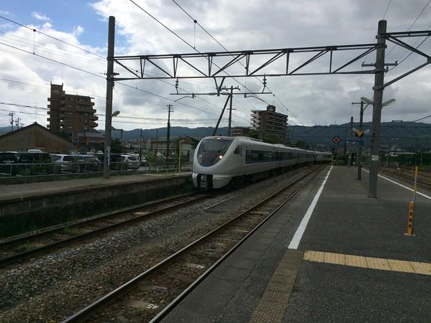 七尾駅8 ~能登かがり火~