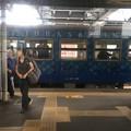 Photos: 高岡駅にべるもんた到着