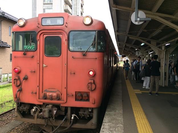 Photos: 氷見駅3