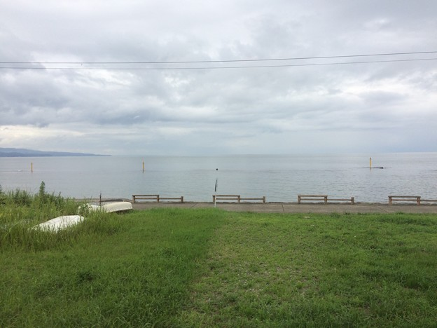 雨晴海岸1