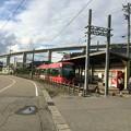 Photos: 越ノ潟駅構内