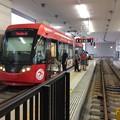 Photos: 高岡駅に到着