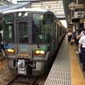 Photos: 富山駅に停車中のあいの風とやま鉄道普通電車