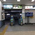 あいの風とやま鉄道魚津駅改札口