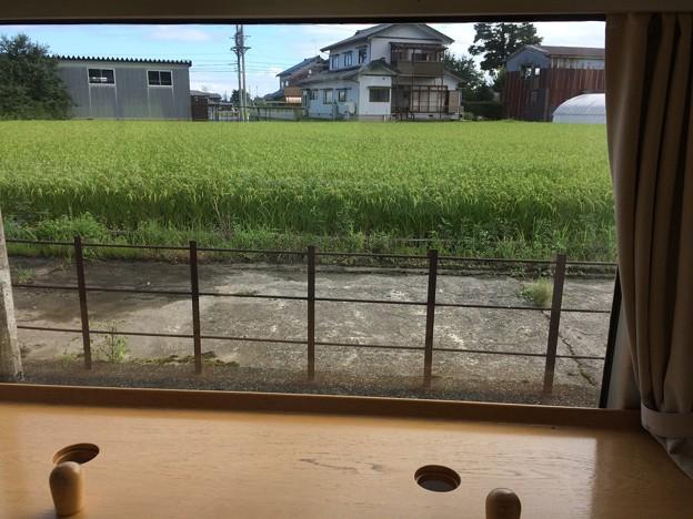 急行列車の車窓から ~舌山駅~