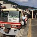Photos: 宇奈月温泉駅に到着
