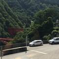 Photos: 鉄橋を客車が通る