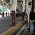 Photos: 宇奈月駅ホーム