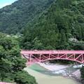 Photos: 黒部峡谷鉄道 車窓2
