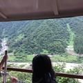 Photos: 黒部峡谷鉄道 車窓4