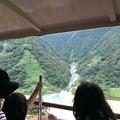 Photos: 黒部峡谷鉄道 車窓5