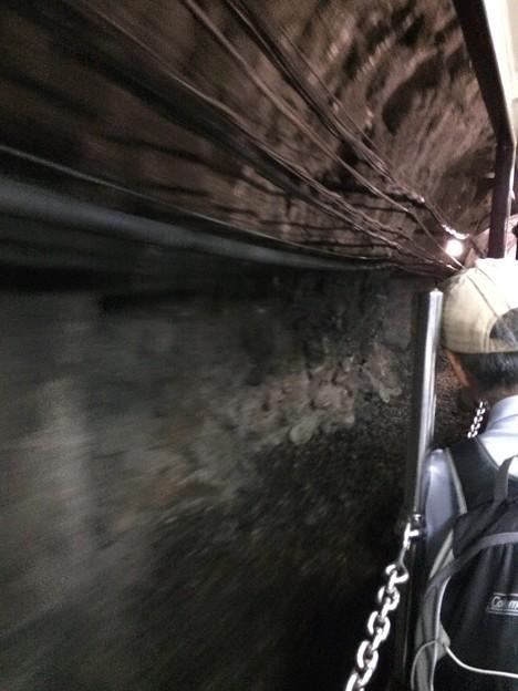 黒部峡谷鉄道 車窓7