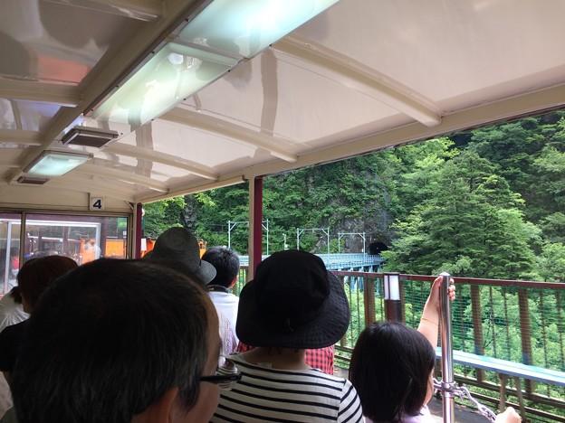 黒薙駅 発車