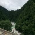 Photos: 欅平の黒部川