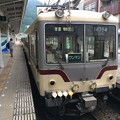 普通電車電鉄富山行き
