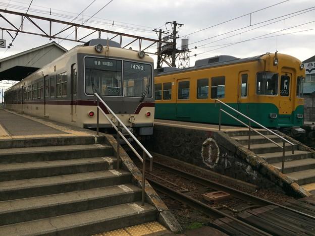 電鉄黒部駅7