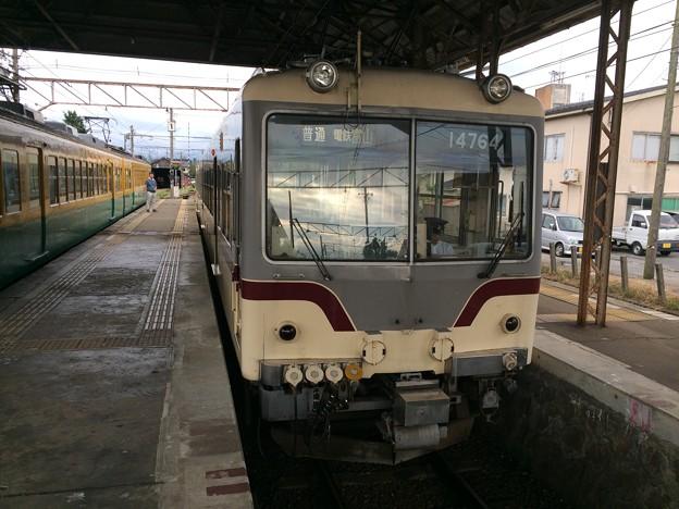 電鉄黒部駅9