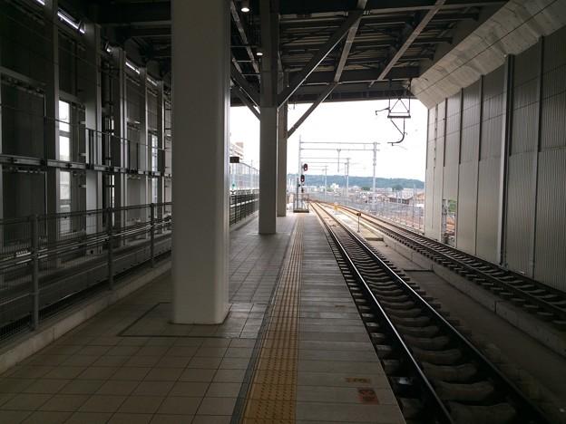 高山本線の線路