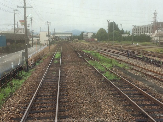 Photos: まもなく速星駅
