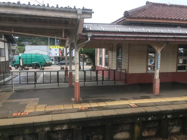 越中八尾駅