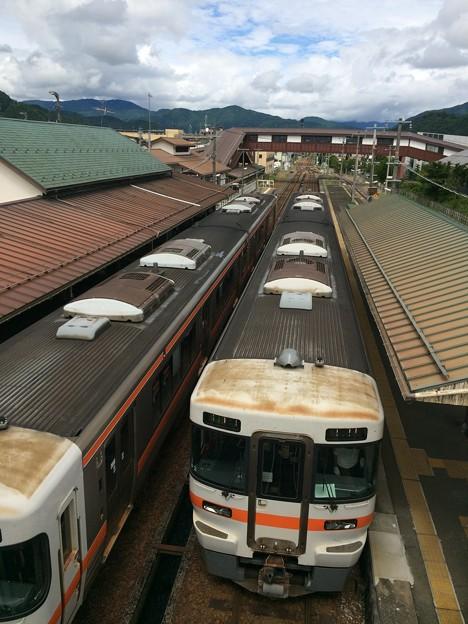 飛騨古川駅2