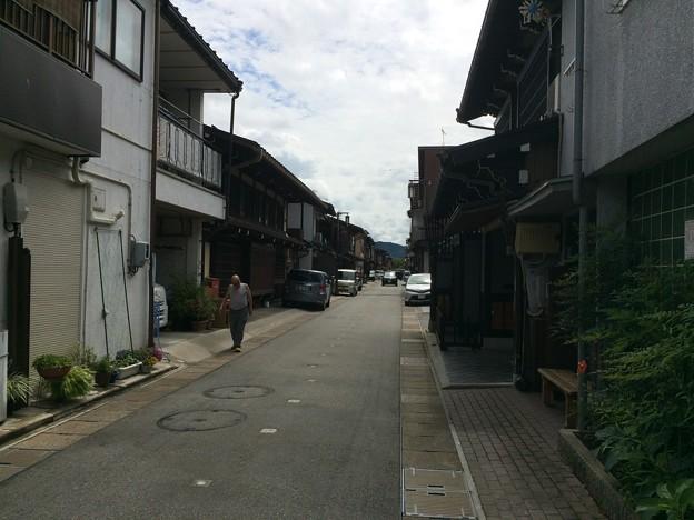飛騨古川の街並1