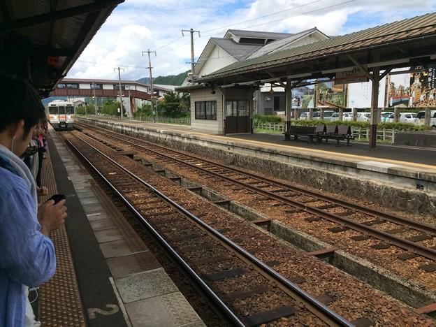 飛騨古川駅5