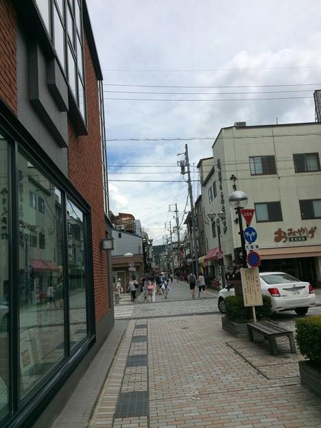 高山の街並1