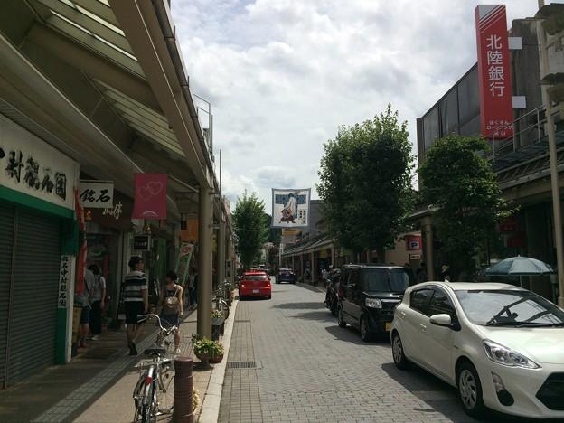 高山の街並2