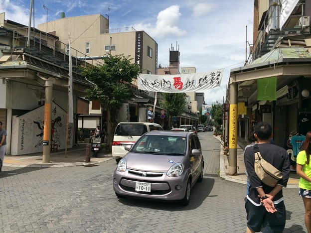 高山の街並3