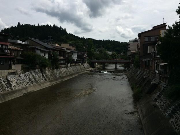 高山観光 宮川の流れ1