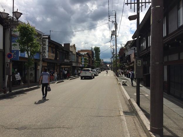 高山の街並7