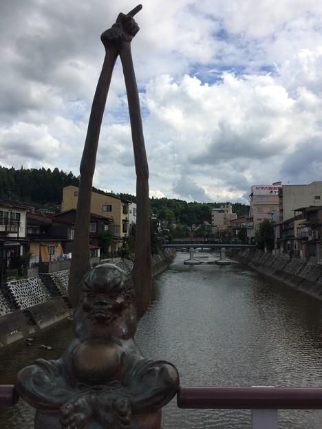 飛騨高山 宮川の流れ3
