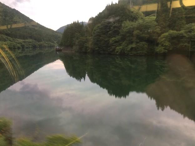 ダム湖?2